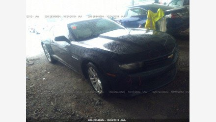 2015 Chevrolet Camaro LS Coupe for sale 101241792