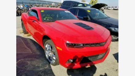 2015 Chevrolet Camaro SS Coupe for sale 101242860