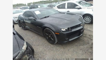 2015 Chevrolet Camaro LS Coupe for sale 101245676