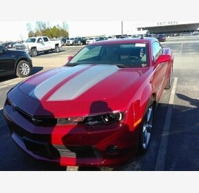 2015 Chevrolet Camaro LT Coupe for sale 101246044