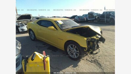 2015 Chevrolet Camaro LS Coupe for sale 101246813