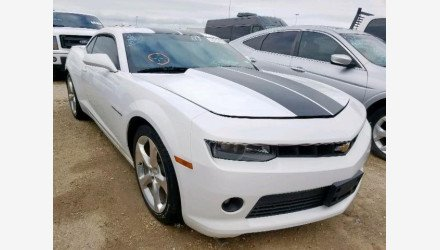 2015 Chevrolet Camaro LT Coupe for sale 101247142