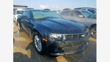 2015 Chevrolet Camaro LS Coupe for sale 101247602