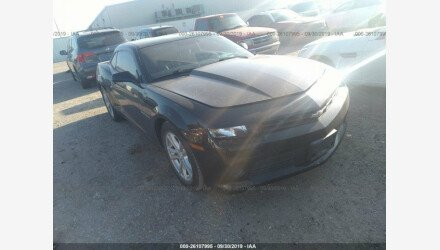 2015 Chevrolet Camaro LS Coupe for sale 101247703