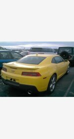 2015 Chevrolet Camaro LT Coupe for sale 101247991