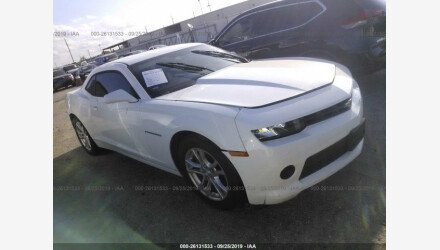 2015 Chevrolet Camaro LS Coupe for sale 101248261