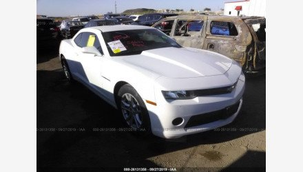 2015 Chevrolet Camaro LS Coupe for sale 101248269