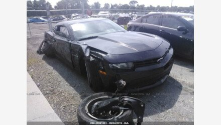 2015 Chevrolet Camaro LS Coupe for sale 101248342