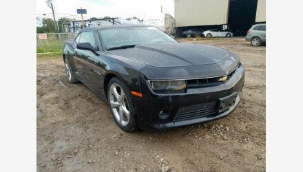 2015 Chevrolet Camaro LT Coupe for sale 101248767