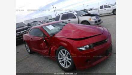 2015 Chevrolet Camaro LT Coupe for sale 101248872