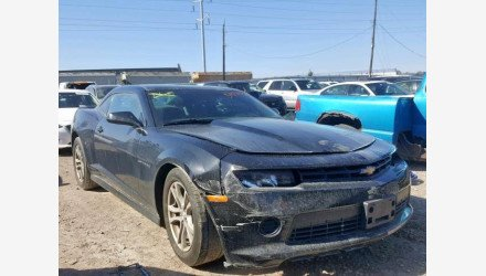 2015 Chevrolet Camaro LS Coupe for sale 101249719