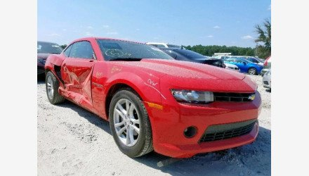 2015 Chevrolet Camaro LT Coupe for sale 101250513