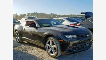 2015 Chevrolet Camaro SS Coupe for sale 101250621