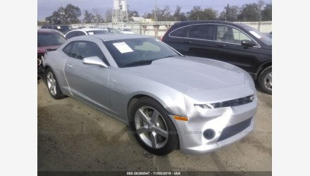 2015 Chevrolet Camaro LT Coupe for sale 101251336