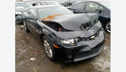 2015 Chevrolet Camaro LS Coupe for sale 101251924