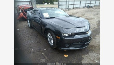 2015 Chevrolet Camaro LS Coupe for sale 101252048