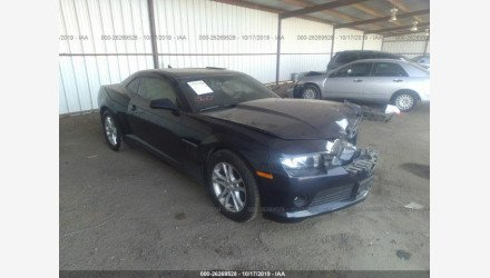 2015 Chevrolet Camaro LT Coupe for sale 101252122