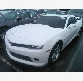 2015 Chevrolet Camaro LT Coupe for sale 101252419