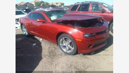 2015 Chevrolet Camaro LT Coupe for sale 101258522