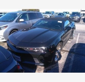 2015 Chevrolet Camaro LT Convertible for sale 101260062