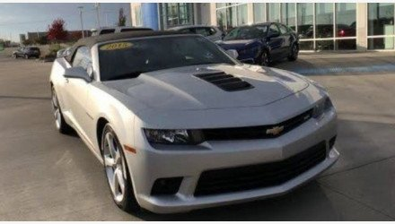 2015 Chevrolet Camaro SS Convertible for sale 101261288