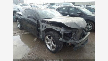 2015 Chevrolet Camaro LT Coupe for sale 101262372