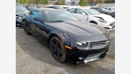 2015 Chevrolet Camaro LT Coupe for sale 101266411