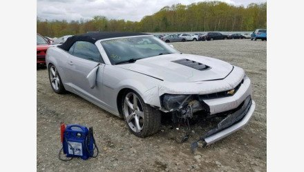 2015 Chevrolet Camaro SS Convertible for sale 101266424
