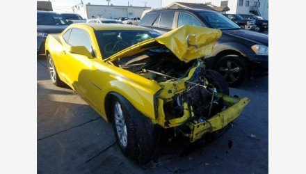 2015 Chevrolet Camaro LS Coupe for sale 101268716