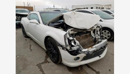 2015 Chevrolet Camaro LS Coupe for sale 101270595
