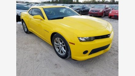 2015 Chevrolet Camaro LS Coupe for sale 101271026