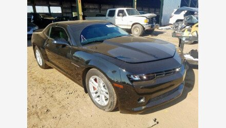 2015 Chevrolet Camaro LS Coupe for sale 101271082