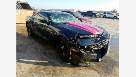2015 Chevrolet Camaro LS Coupe for sale 101272042