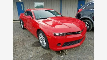 2015 Chevrolet Camaro LT Coupe for sale 101277098