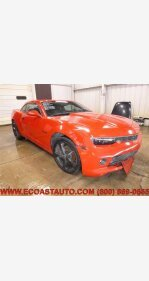 2015 Chevrolet Camaro LT Coupe for sale 101277591