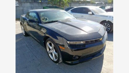 2015 Chevrolet Camaro LT Coupe for sale 101281283