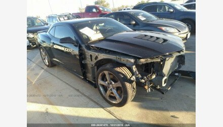 2015 Chevrolet Camaro SS Coupe for sale 101283645