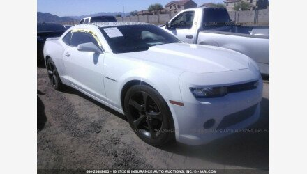 2015 Chevrolet Camaro LS Coupe for sale 101285530