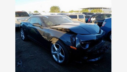 2015 Chevrolet Camaro LT Coupe for sale 101290662