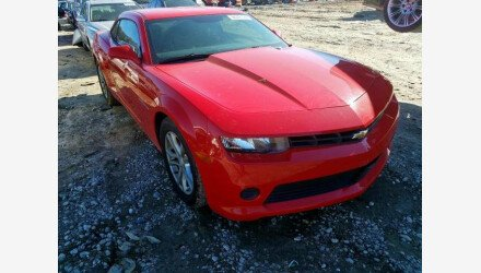 2015 Chevrolet Camaro LS Coupe for sale 101290701