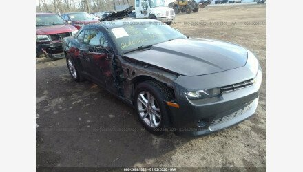 2015 Chevrolet Camaro LT Coupe for sale 101294176