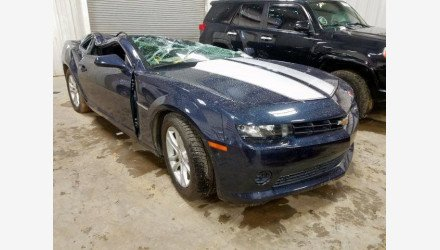 2015 Chevrolet Camaro LS Coupe for sale 101296644