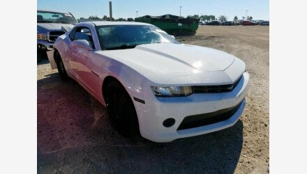 2015 Chevrolet Camaro LS Coupe for sale 101296646