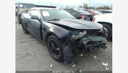 2015 Chevrolet Camaro LS Coupe for sale 101296833