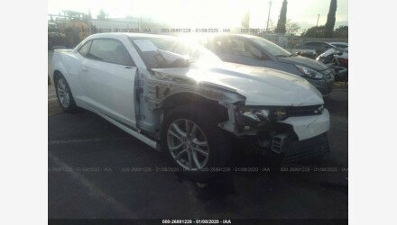 2015 Chevrolet Camaro LS Coupe for sale 101296836