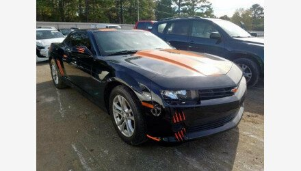 2015 Chevrolet Camaro LS Coupe for sale 101302736