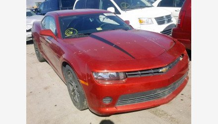 2015 Chevrolet Camaro LS Coupe for sale 101306966