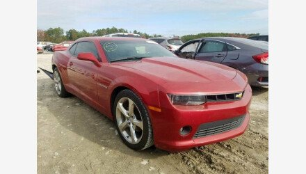 2015 Chevrolet Camaro LT Coupe for sale 101307022