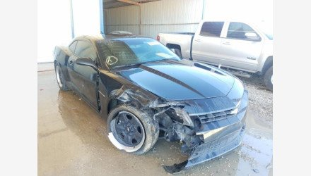 2015 Chevrolet Camaro LS Coupe for sale 101307858