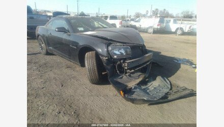 2015 Chevrolet Camaro LS Coupe for sale 101308464